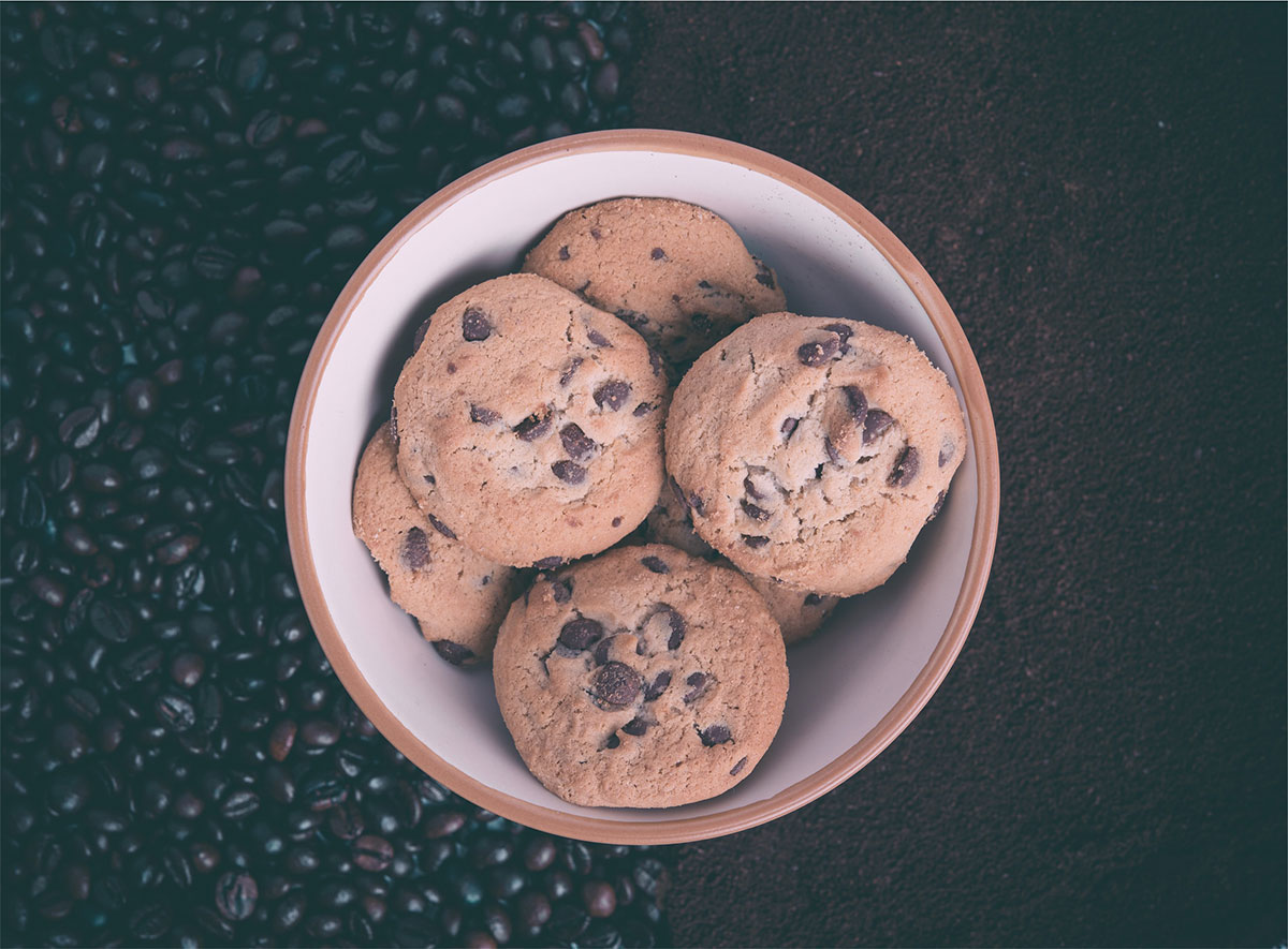 Coffe cookies