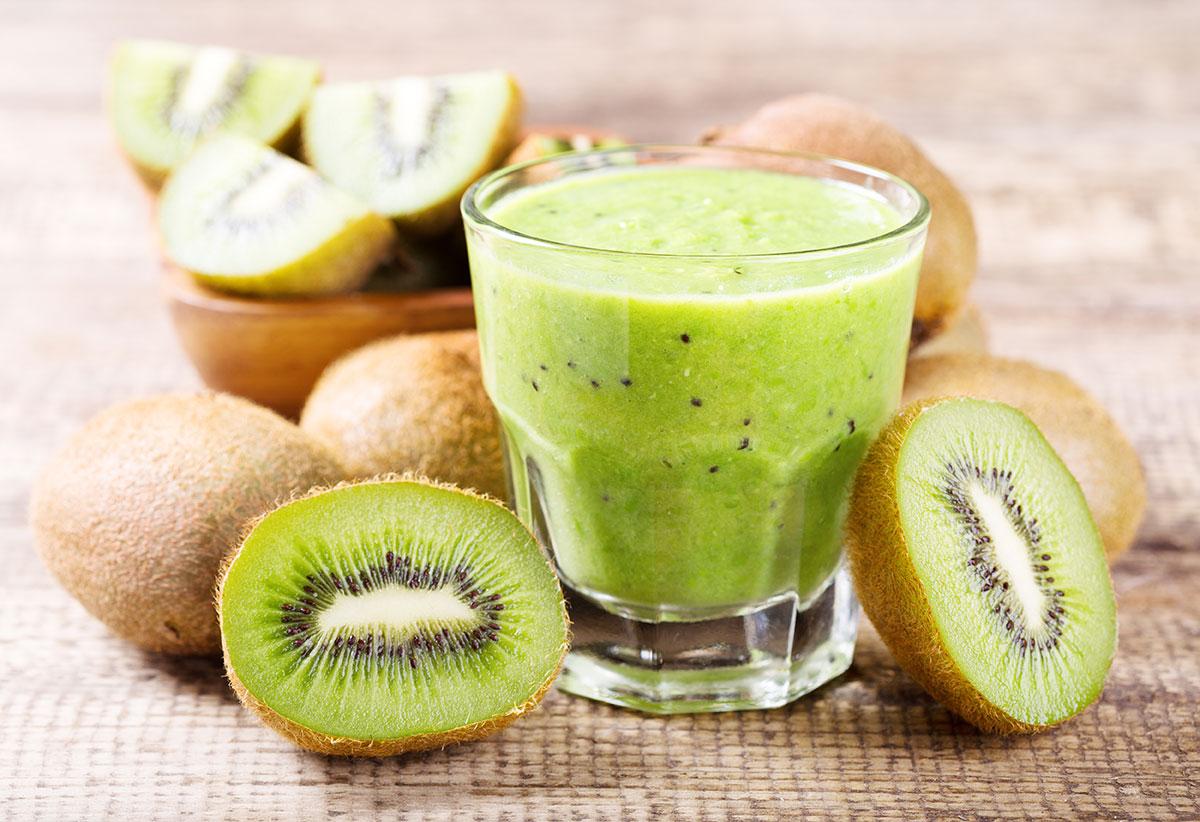 Kiwi special smoothie